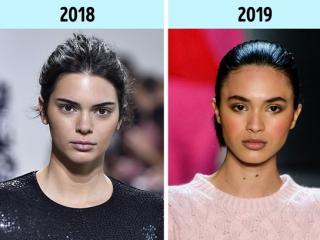 Những xu hướng trang điểm mới lên ngôi trong năm 2019