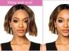 Bí kíp tạo khối chuẩn cho từng dáng khuôn mặt