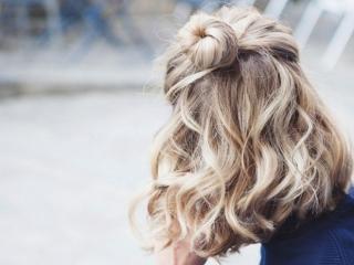 """Cách """"ngụy trang"""" cho những cô nàng tóc mỏng quẹt thành bồng bềnh quyến rũ"""