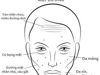 Nhận diện khuôn mặt của người nghiện đường, sữa hay rượu qua nếp nhăn và mụn